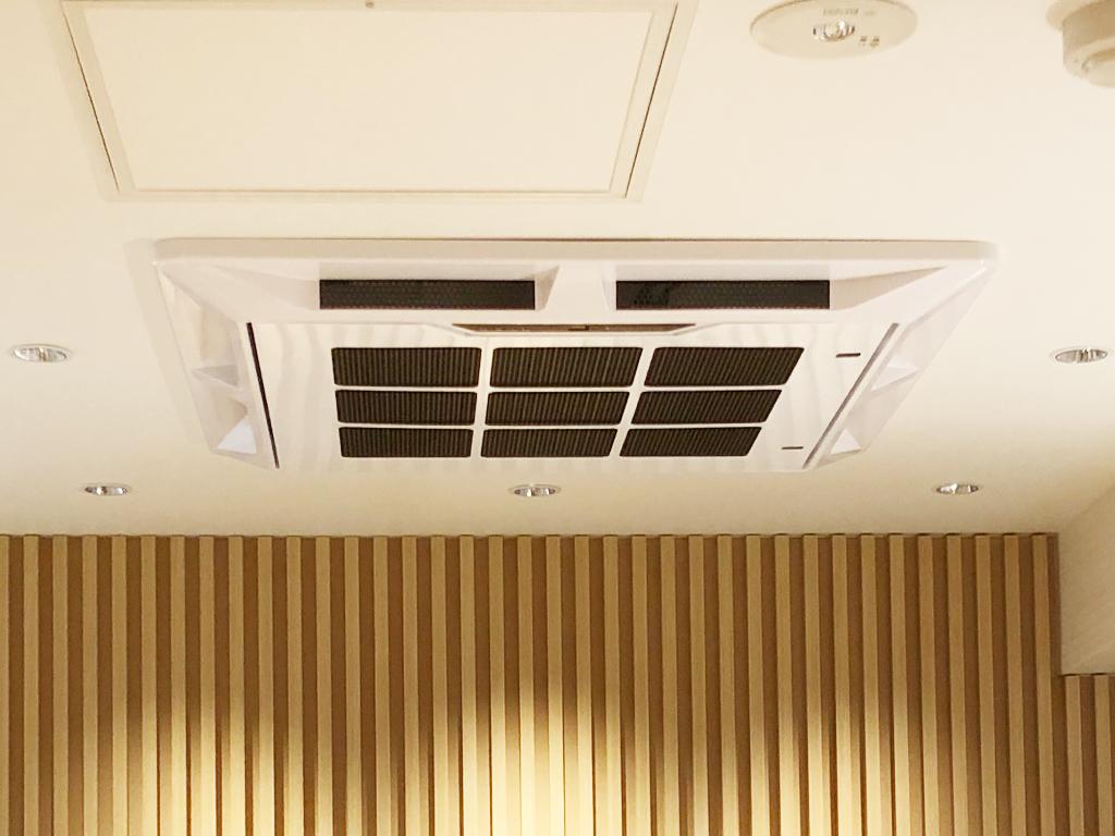 空気洗浄機 メディカルライトエアー-美松デンタルオフィス